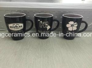 Full Sandblast Ceramic Mug, Full Laser Engraved Mug, Sandblasting Mug pictures & photos