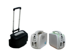 Mini Portable Oxygen Concentrator with Trolley Bag pictures & photos
