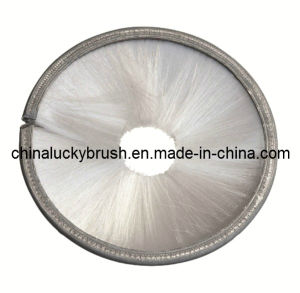 Soft Nylon Wire Round Strip Brush (YY-356) pictures & photos
