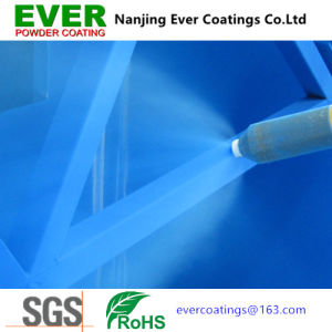 Metallic Silver Powder Coatings Powder pictures & photos