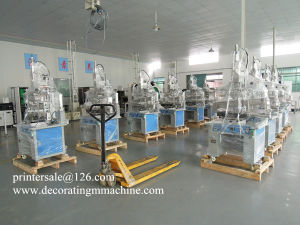 Manual Hot Stamping Machine 2b pictures & photos