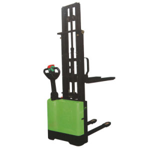 Full Electric Stacker (1000kg, 1500kg) pictures & photos