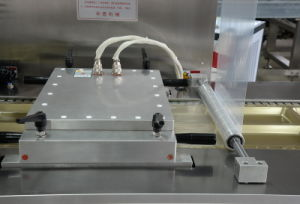 Meat Thermoforming Vacuum Skin Packaging Machine pictures & photos