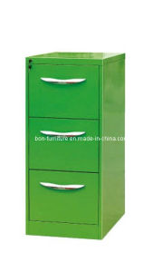Metal Office Furniture/ Furniture Cabinet/ Three Drawer File Cabinet pictures & photos