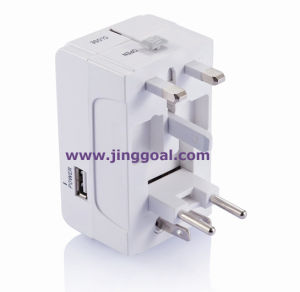 USB Travel Adapter (JC262) pictures & photos
