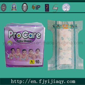 Disposable Cotton Soft Dry Baby Nappy Diapers pictures & photos