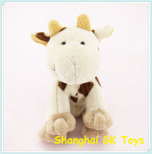 Cute Plush Cow Animal Toys Soft Cow Toy Kids Toy pictures & photos