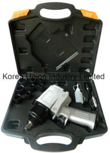 Professional Quality 1/2 Impact Wrench Air Impact Tool Set pictures & photos