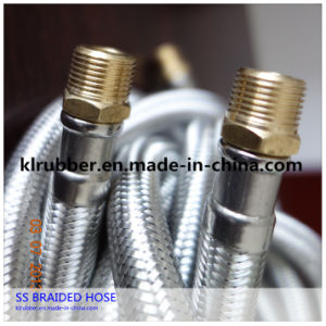 Stainless Steel Wire Braid Flexible Hose for Water Hose pictures & photos