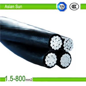 Aluminium Low Voltage ABC Cable Aerial Bunched Cable pictures & photos