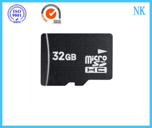 Real Full Capacity 32GB 32g Mobile Phone Micro SD Memory Card TF Card