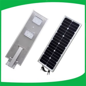 Sun Power LED Street Light 20W All in One pictures & photos