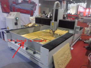 CNC Router for Marble Engraving (XE1224) pictures & photos