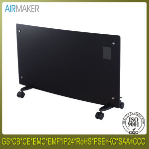 Luxry Cambered Glass Panel Heater with Ce/CB/GS Approved pictures & photos