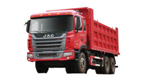 JAC Hfc1200kr1 6X2 Lorry Truck / Cargo Truck pictures & photos