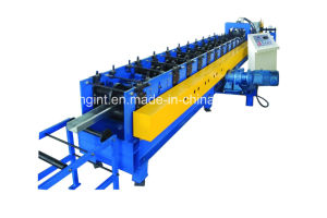 100-300mm Cold Steel Strip Profile C Channel Purlin Machine pictures & photos