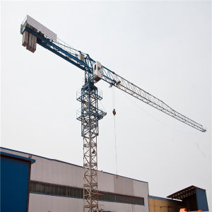Model 6010 Topless Tower Crane pictures & photos