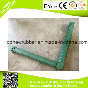 Adjustable Direction and Arc Degree Rubber Garden Edging pictures & photos