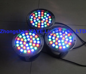 Yaye 18 Best Sell Waterproof P68 RGB 36W LED Underwater Lights / 36W RGB LED Pool Light & RGB PAR56 LED Pool Light with Warranty 2 Years pictures & photos
