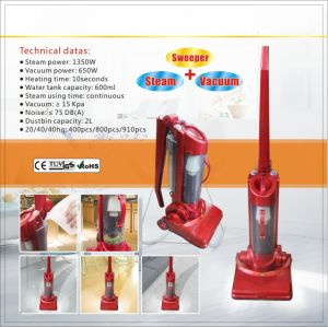 Upright Steam Vacuum Cleaner (USVC0716) pictures & photos