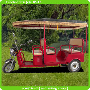 Battery Charged Electric Adult Tricycle CE Approved