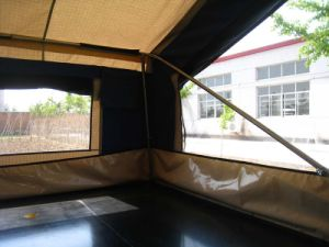 Vehicle Rooftop Tent SUV Car Folded Tent pictures & photos