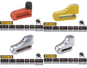 Motorcycle Disc Lock Al-211, Al-201, Al-202, Al-203 pictures & photos