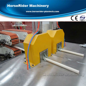 PVC Electric Conduit Pipe Extruding Machine pictures & photos