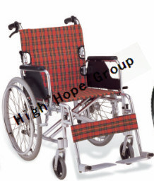 High Hope Medical - Aluminium Alloy Manual Wheelchair-Ky908lah pictures & photos