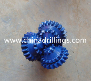 API IADC321 5 3/4′′ Steel Tooth Tricone Bits in Stock pictures & photos