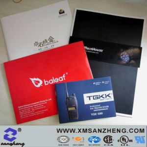 Custom Brochure/ Catalogue/ Book Printing pictures & photos