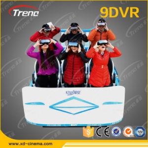World Famous Crazy Virtual 9d Cinema Vr Cinema pictures & photos