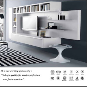 Hight Glossy White Color TV Cabinet (ZH2037) pictures & photos