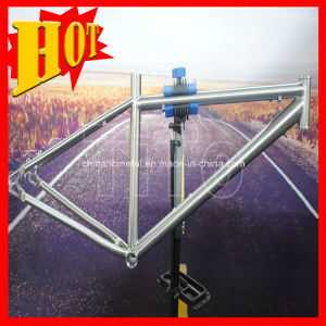 29er Titanium Mountain Bike Frame with Best Price pictures & photos