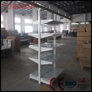 Supermarket&Store Display Equipment/Metal Gondola Storage Back Wire Shelf&Rack System pictures & photos