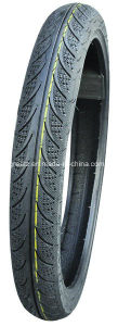 Hot Selling 90/90-18 Motorcycle Tire / Tubeless Tyre pictures & photos