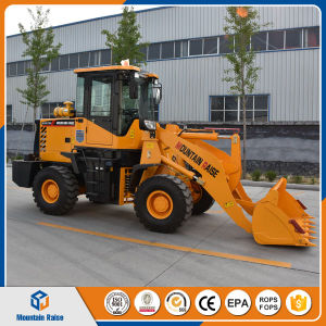 Chinese 1.5ton Wheel Loader with Attachment for Sale pictures & photos
