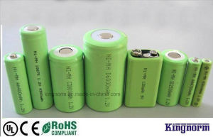 Low Self-Dischage 1.2V 2200mAh AA Ni-MH Battery pictures & photos