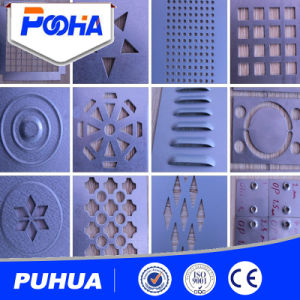 Metal Sheet Punch Hole CNC Turret Punching Machine pictures & photos