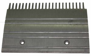 Escalator Parts, Aluminum Comb Plate