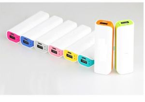 2015 Portable Power Bank Battery 2600mAh for Mobile Charger (CP01028) pictures & photos