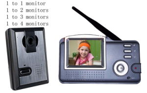 3.5inch Wireless Video Door Phone with Photo Takeing (KL-351P)