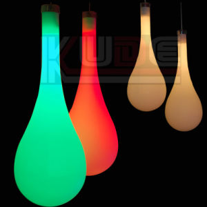 Mordern PE Pendant Colorful Ceiling Lamp with Remote Control pictures & photos