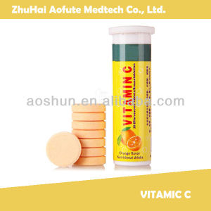 Hot Sale Vitamin C Tablet OEM pictures & photos