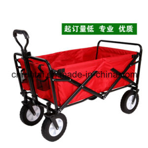 Popular Foldable Fabric Folding Wagon pictures & photos