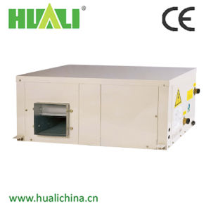 Integral Ground /Water Source Heat Pump Air Conditioner for Central AC pictures & photos