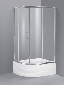 Quadrant Sliding Door Shower Room\ Shower Cabin\ Hot Selling Shower Enclosure\Popular Shower Door Shower Cubicle pictures & photos