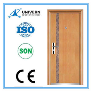 Chinese′s Good′s Wholesale Exterior Steel Safety Door pictures & photos