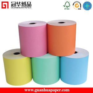 SGS Printed 80mm*80mm Thermal POS Paper Roll pictures & photos