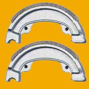 C70 Motorbike Brake Shoe, Motorcycle Brake Shoe for Motorcycle Parts pictures & photos